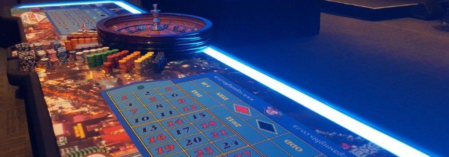 LED Roulette